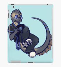 Dino geek iPad Case/Skin