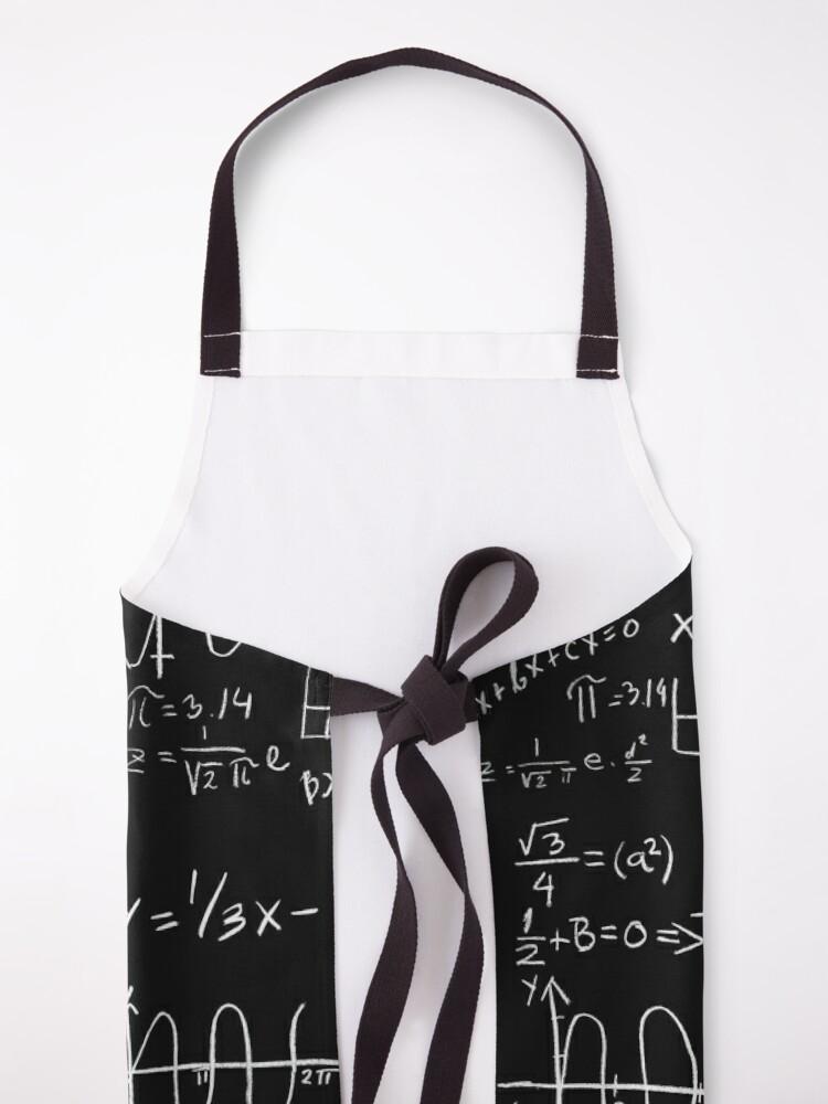 Alternate view of Math Apron