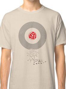 Music on Vinyl Classic T-Shirt