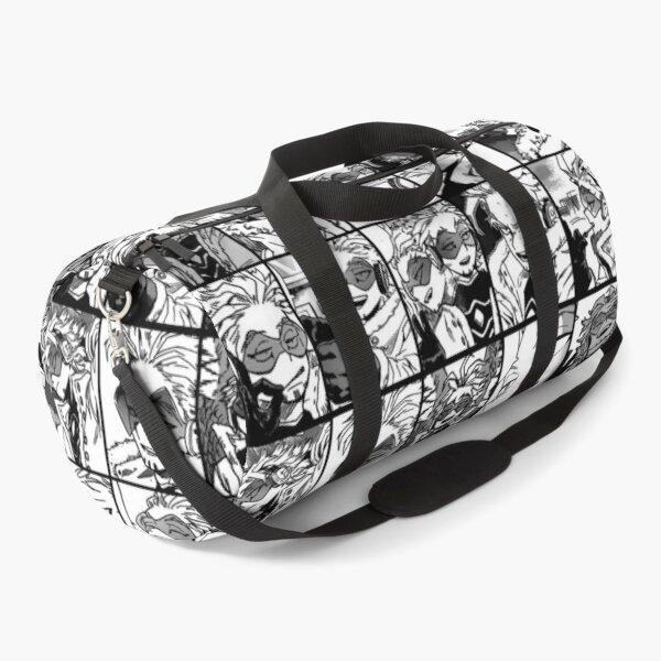 Hawks- manga black and white version Duffle Bag