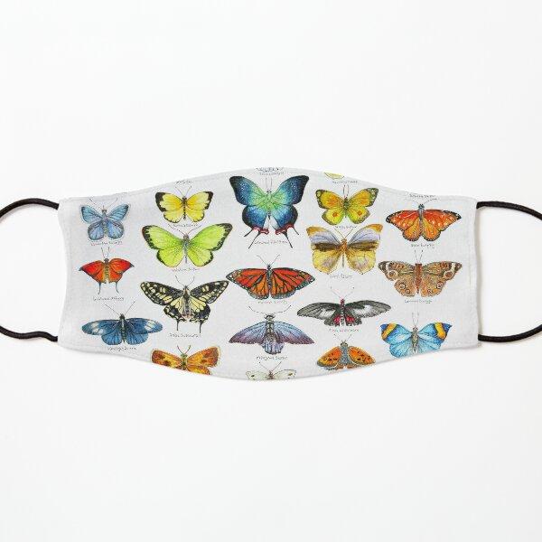 Butterflies Kids Mask