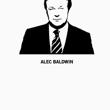 Alec Baldwin by Mrfatboysing