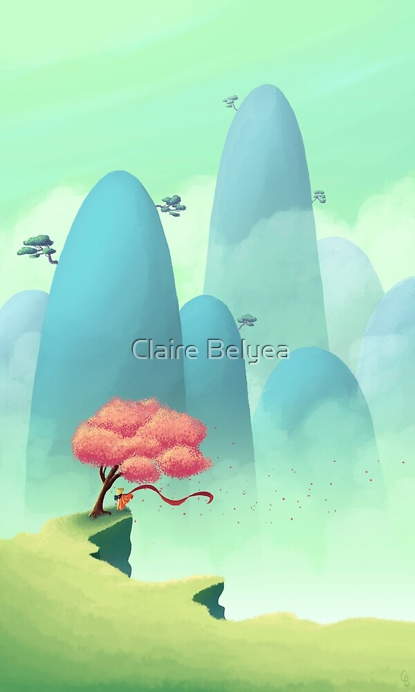 Eastern Breeze by Claire Belyea
