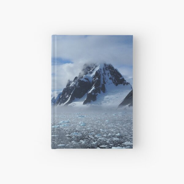 Protect Antarctica Hardcover Journal