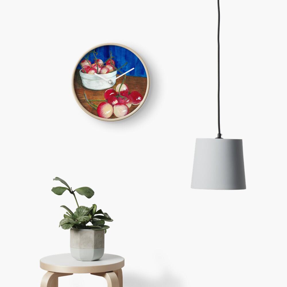 Cherries, Jubilant Clock