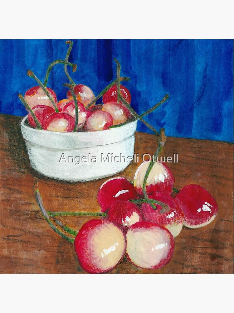 Cherries, Jubilant by ByFitsAndStarts