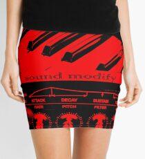 Synth Keyboard Sound Modify Mini Skirt