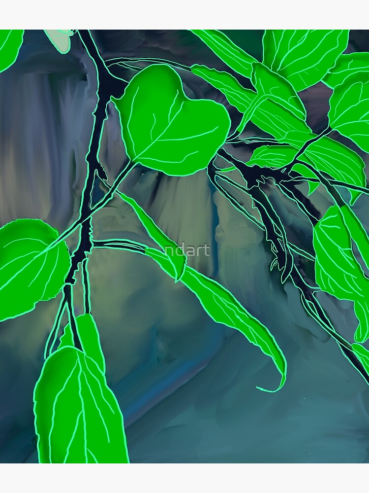 Lucky Leaf by ndart