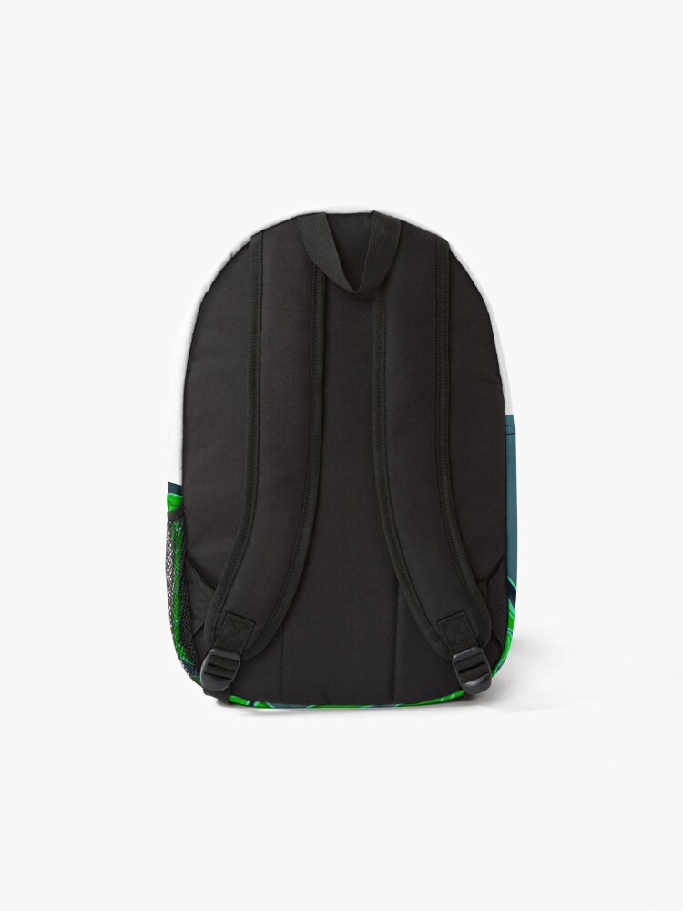 Alternate view of Lucky Leaf Backpack