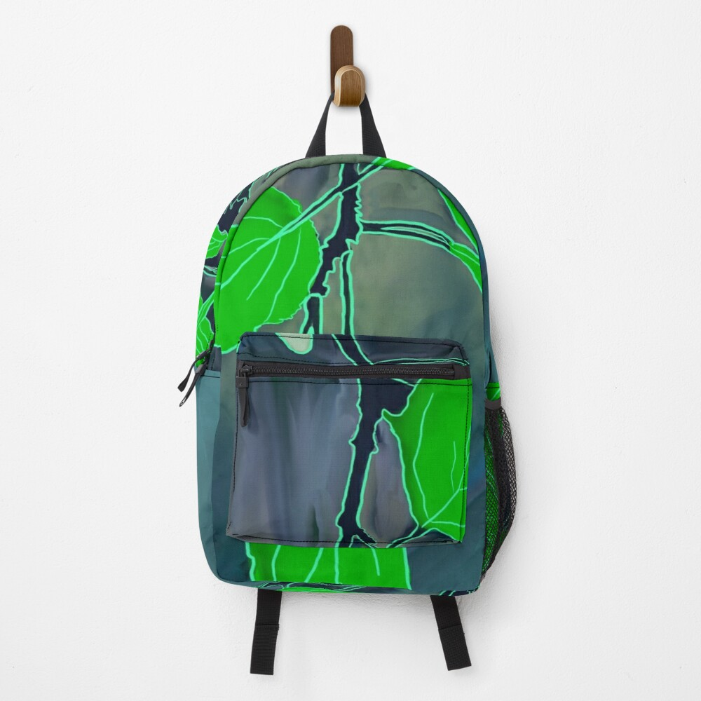 Lucky Leaf Backpack