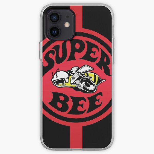1968 Dodge Super Bee iPhone Soft Case