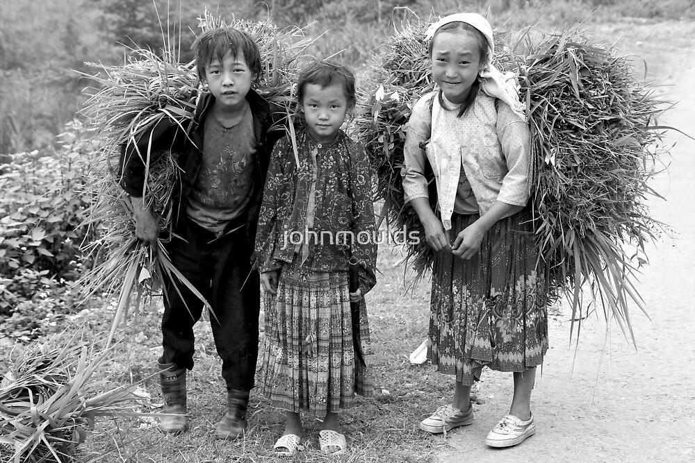 Ma Li Peng Pass, Ha Giang, Vn... by johnmoulds