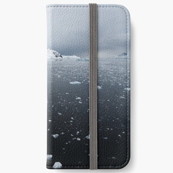 Ice Paradise iPhone Wallet