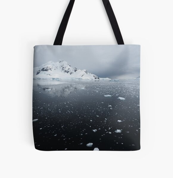 Ice Paradise All Over Print Tote Bag