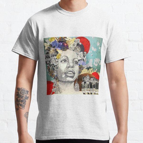 Nina: Mood Indigo Classic T-Shirt