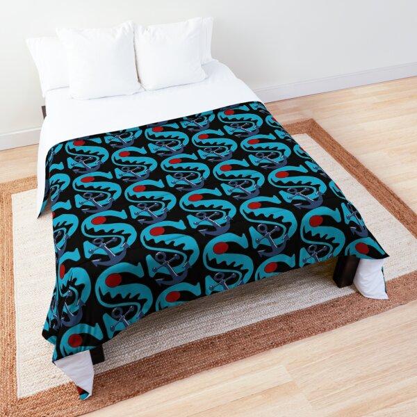 Seattle Kraken Comforter