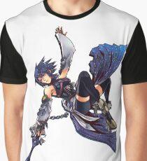 Aqua - Night Sky Edit Graphic T-Shirt