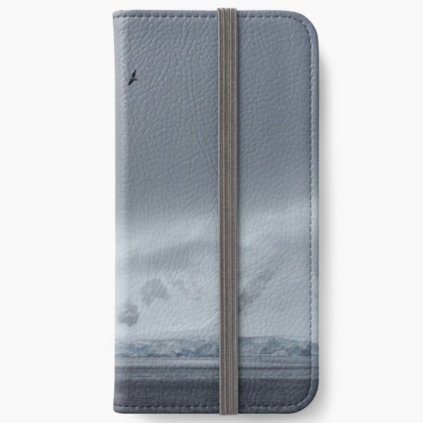 Soaring Far Above iPhone Wallet