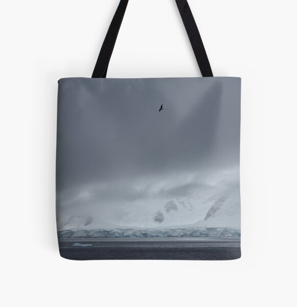 Soaring Far Above All Over Print Tote Bag