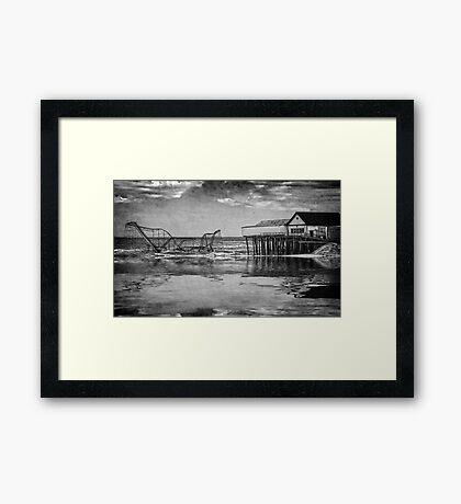 Jet Star # 3 Framed Print