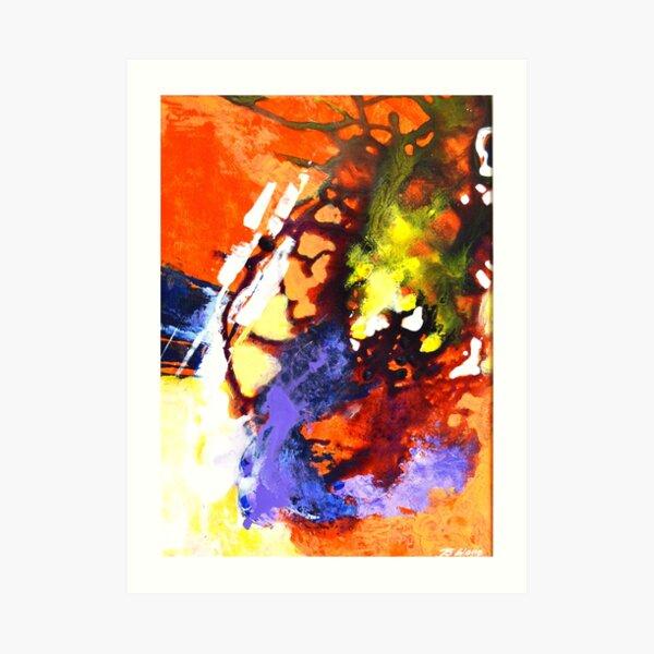 Deluxe 3 Art Print