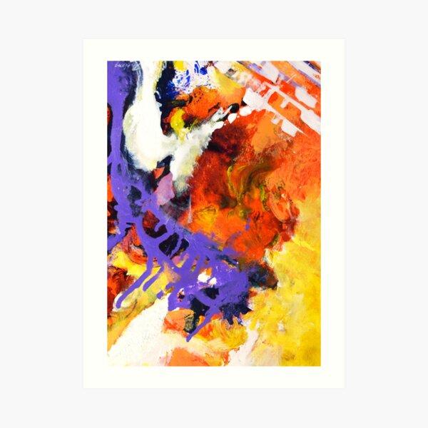 Deluxe 4 Art Print