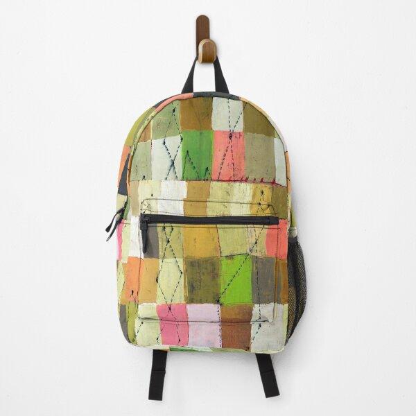 Vivid Blocks Backpack