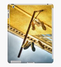 Hanging By A Thread iPad Case/Skin