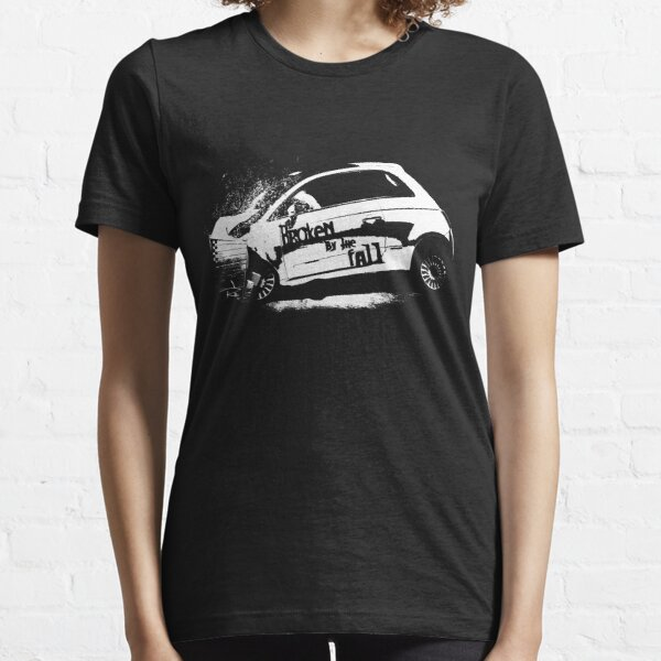 Broken by the Fall Car Crash Tee Essential T-Shirt