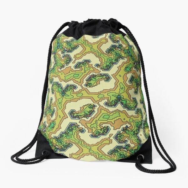 Squiggleverse-2 Drawstring Bag