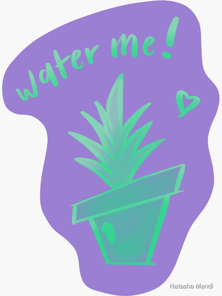 Water Plants Reminder by nmandi18