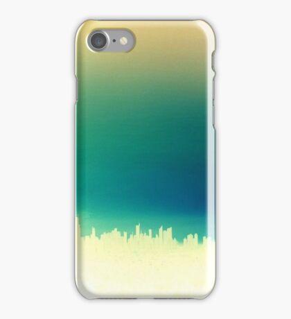A Very Negative City iPhone Case/Skin
