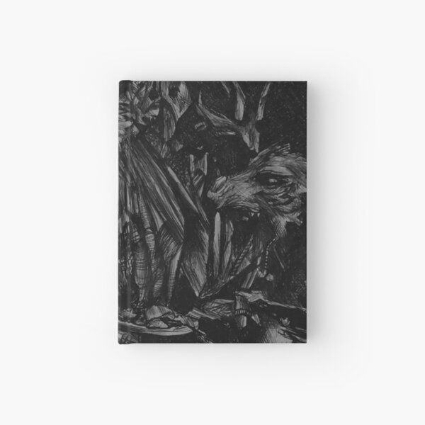 a skeksis dinner party  Hardcover Journal