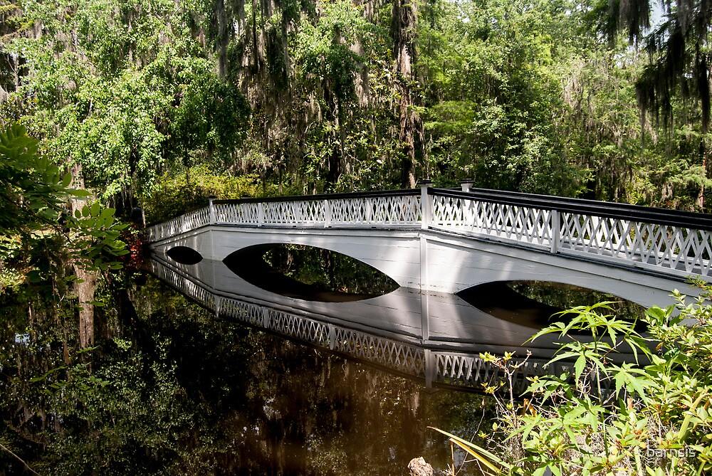 Bridge Reflections.  by barnsis