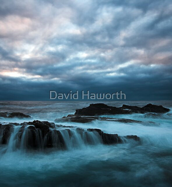 The Spill by David Haworth