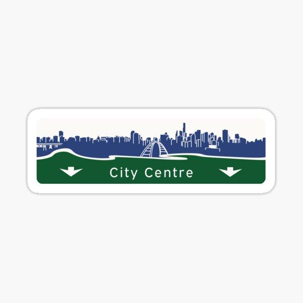 Edmonton Sticker