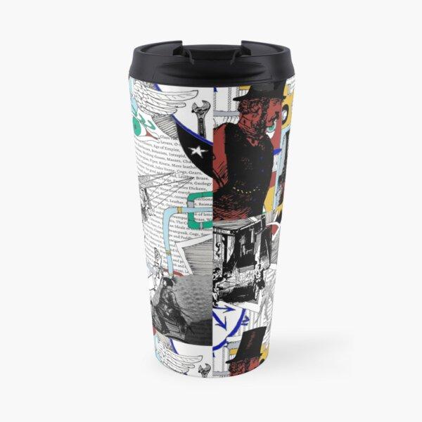 Steampunk and Maker Culture Travel Mug