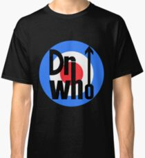 Dr Who Target (with arrow) Classic T-Shirt