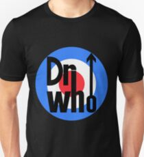 Dr Who Target (with arrow) Unisex T-Shirt