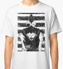 Gask Mask Punk Girl Classic T-Shirt