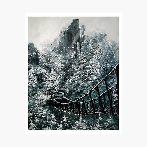 The Painted World Photographic Print