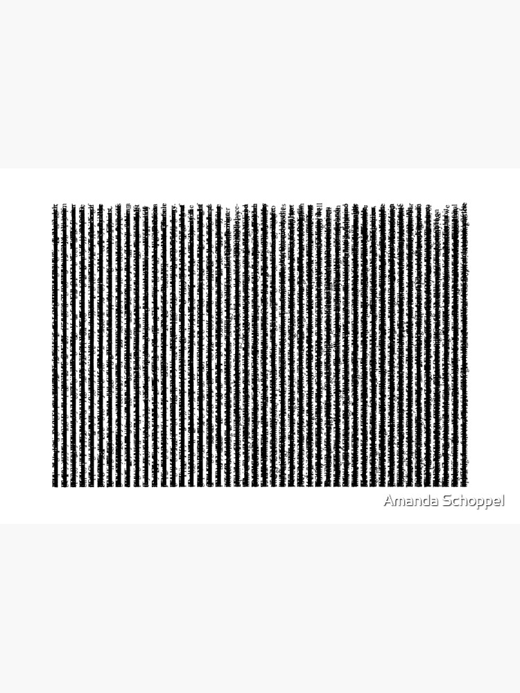 Dark Matter - Detail by AmandaSchoppel