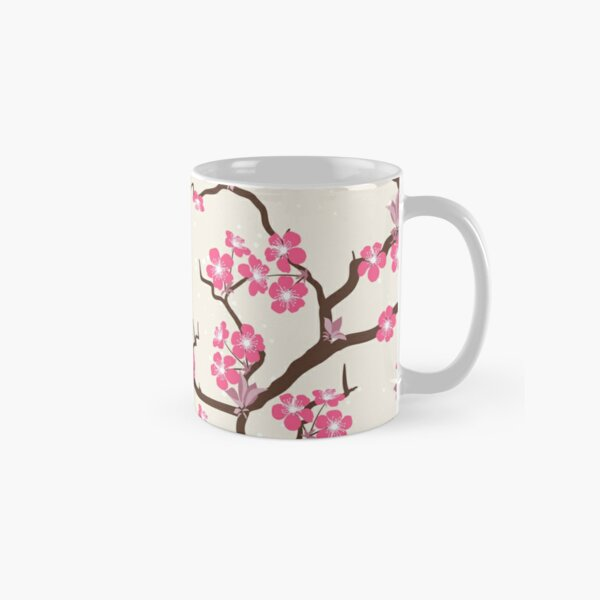 Sakura Flowers Classic Mug