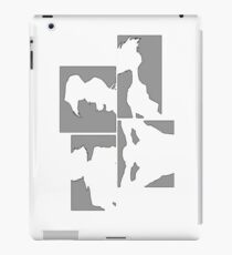 Cowboy Bebop Panels iPad Case/Skin