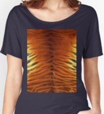 Tiger Stripes Women's Relaxed Fit T-Shirt