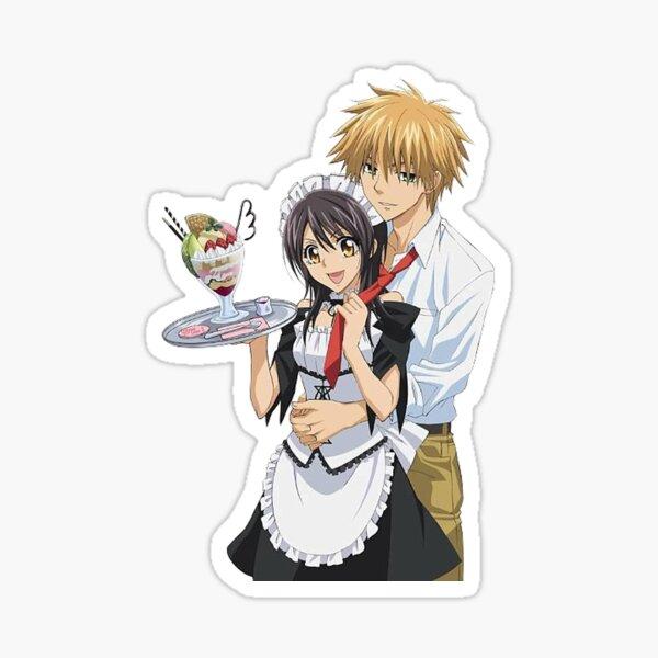 kaichou wa maid sama,  Sticker