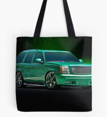Gangsta' SUV Tote Bag