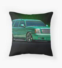 Gangsta' SUV Throw Pillow