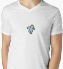 Machop Men's V-Neck T-Shirt