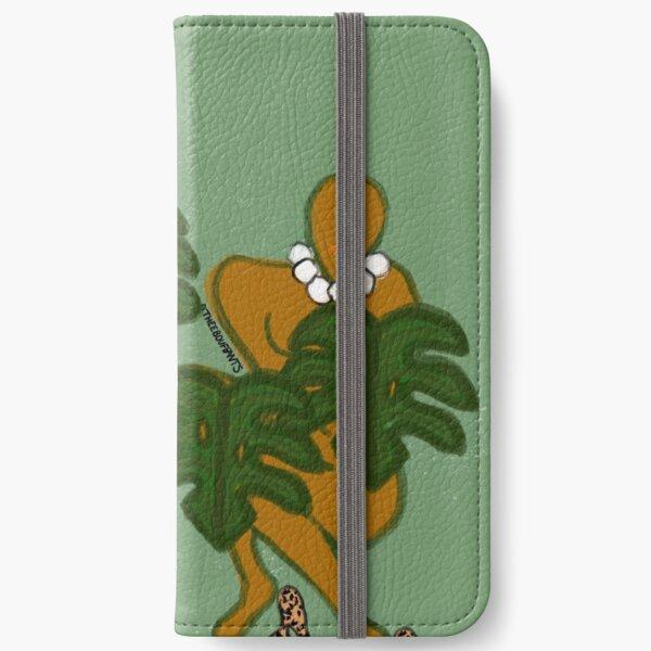Leaf Babes iPhone Wallet